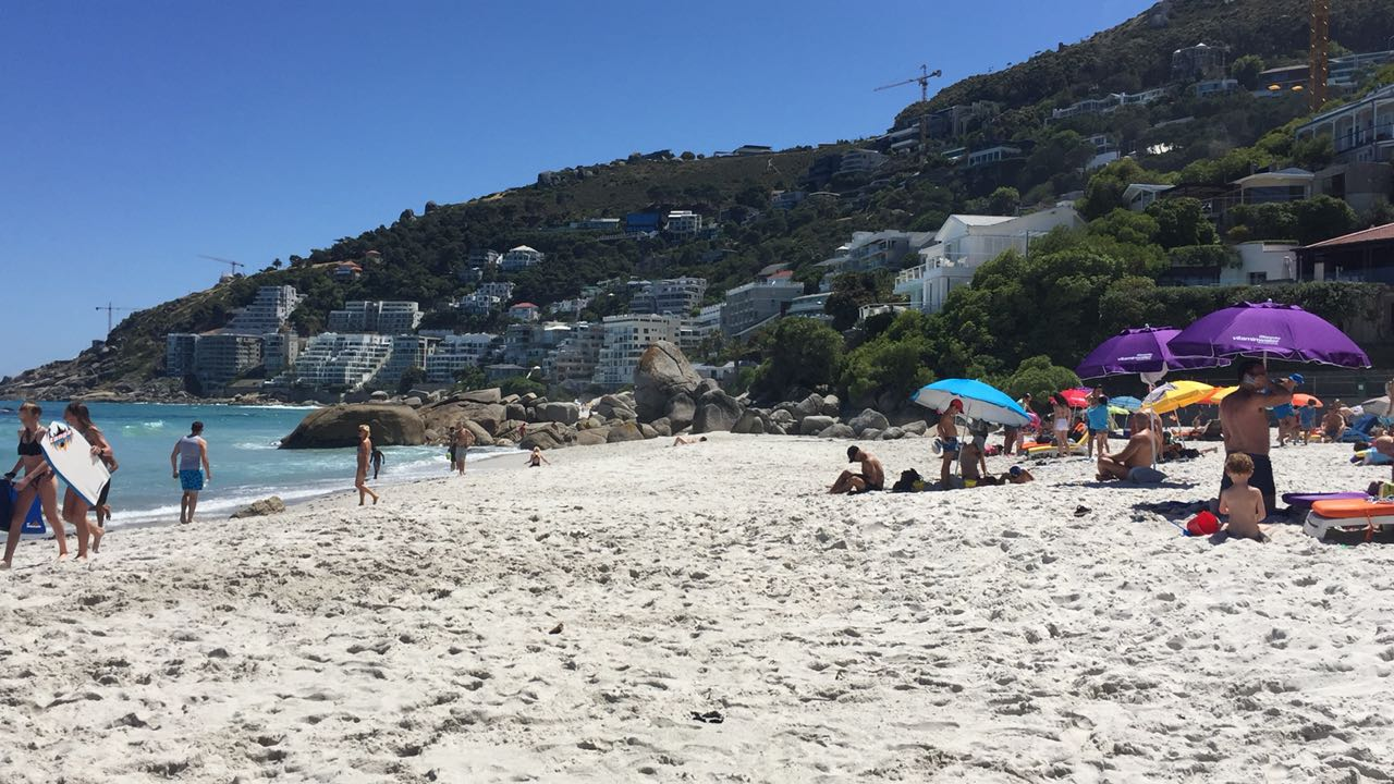 Camps Bay, Clifton and Llandudno