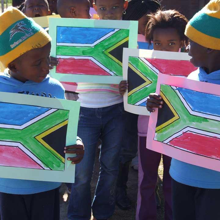 South African Kids